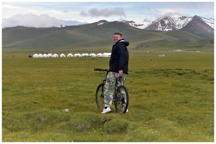 Bike tours, Kyrgyzstan Tours
